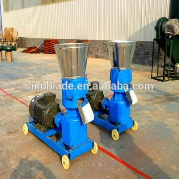 Nigeria Farm Animal Food Mill Maker Poultry Feed Pellet Press Machine