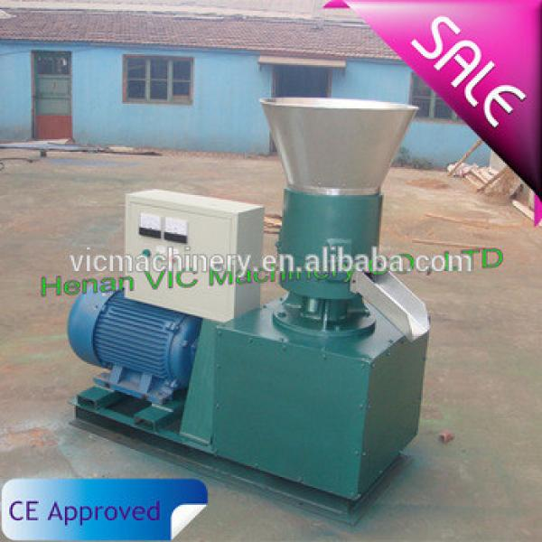 Made-in-China Hean commercial Flat-die pellet machine for animal feed with prices