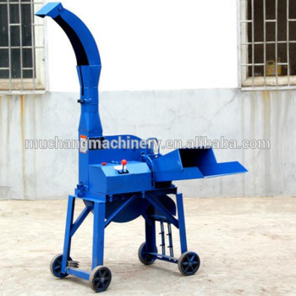 Grass chopper machine for animals feed