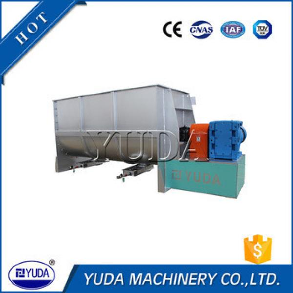 Chinese automatic mixing machine animal feed food powder mixer machine