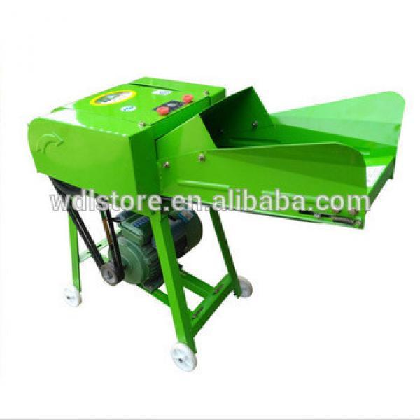 animal feed grass cutting machine for dairy farm/chaff cutter