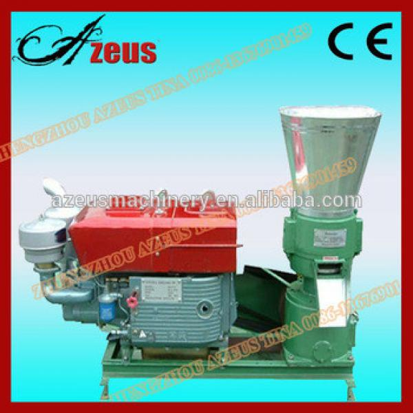 High Quality Chicken Feed Processing Machine/Animal Fodder Making Equipment