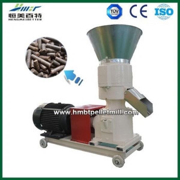 Small animal poultry feed manufacturing machine