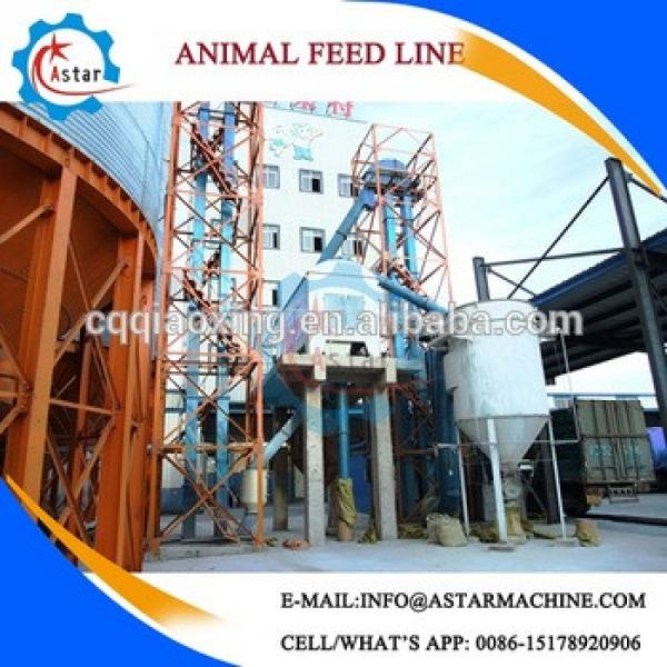 Professional Animal Feed Machine Manufacturers From China