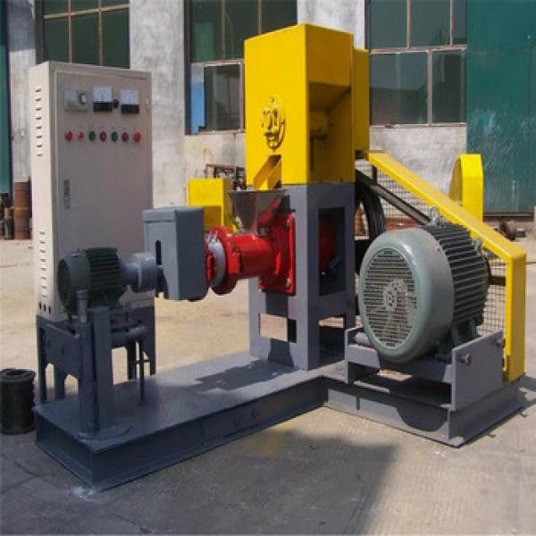 Hight quality products animal feed extruder machine