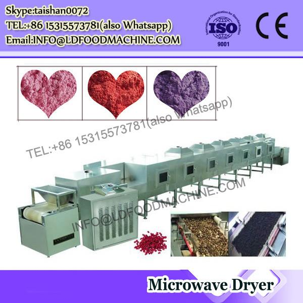 Direct microwave Heating Type / Indirect Heating type Rotary Dryer