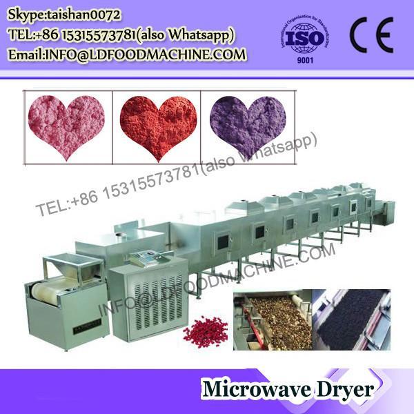 Microwave microwave sugar dryer