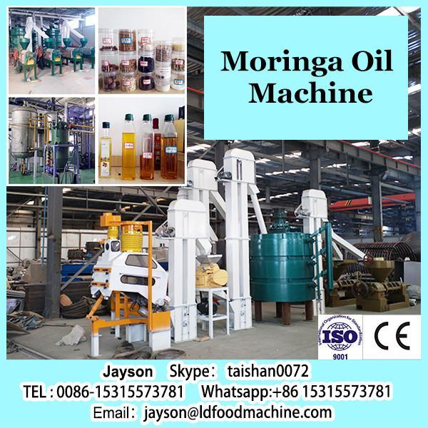 Mini semi-automatic moringa oil extraction machine
