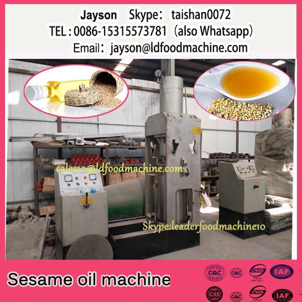 High Efficiency Sesame Mini Hydraulic Oil Press Machine
