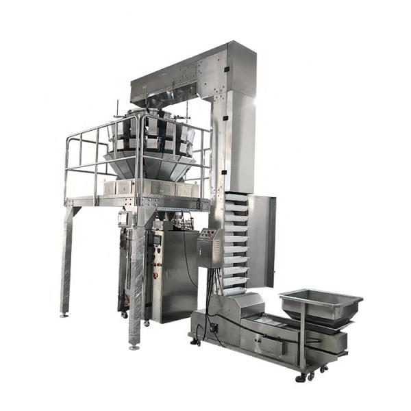 High Accuracy Automatic Seed Weighing Packing Machine