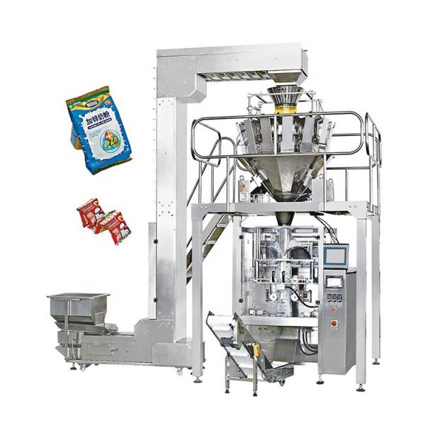 25kg 50kg 100kg Double Line Full Automatic Mobile Weighing and Bagging Machine