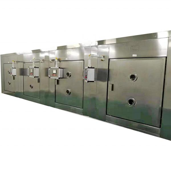 Fully SUS304 Clean Level 100 to 1000 Convection Drying Tunnel Dryer