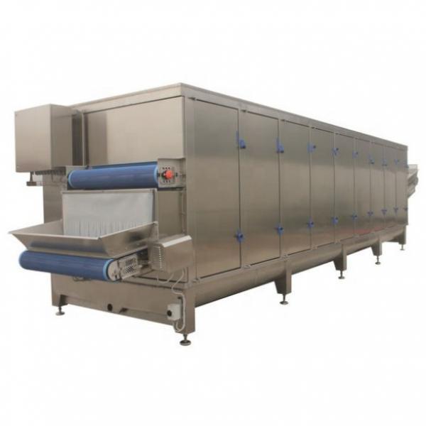 Heat Seal Air Recirculated Temperature Uniformity Tunnel Oven