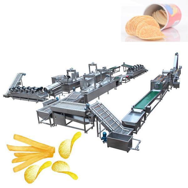 small plant automatic potatp chip maker project / potato chips making machine