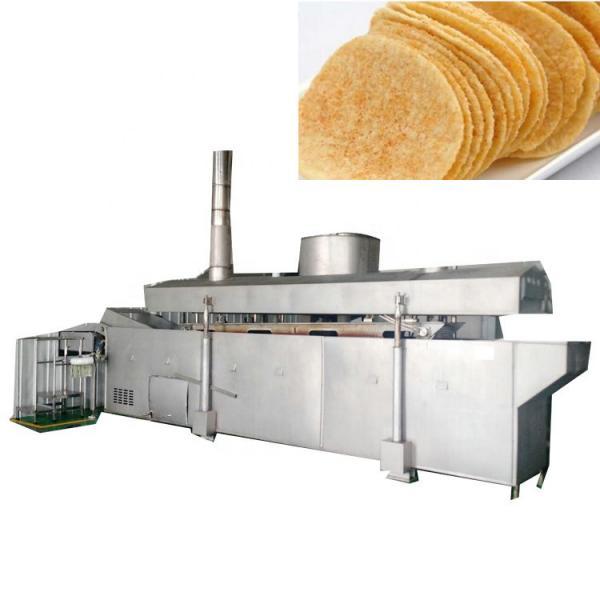 Potato Making Machine Crisp Making Machine Hot Sale Potato Processing Equipment Manual Semi-automatic Crisps Making Machine
