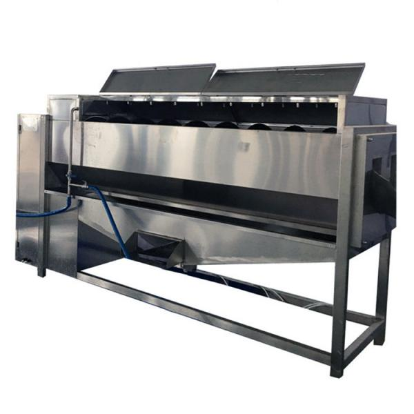 Bakery application fields automatic frozen french fries production line